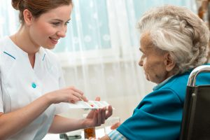 medication assistance aged care