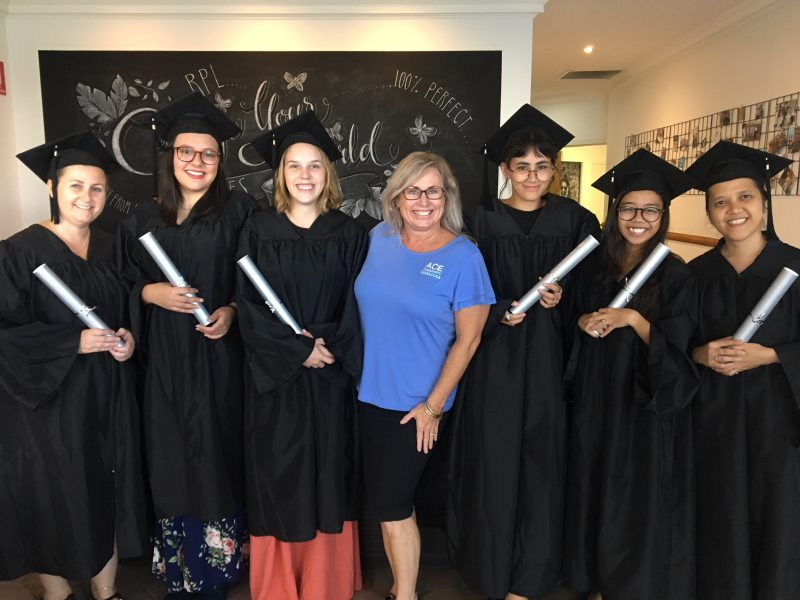 Summer School Graduations in Burleigh