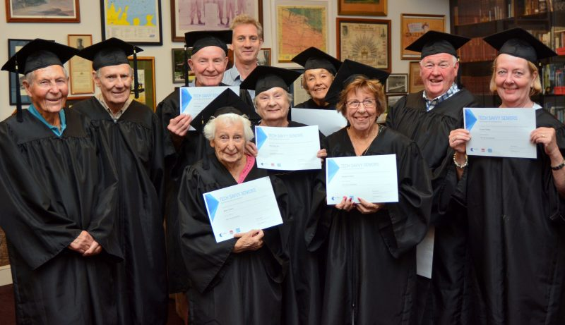 Tweed Seniors to get Tech Savvy with ACE