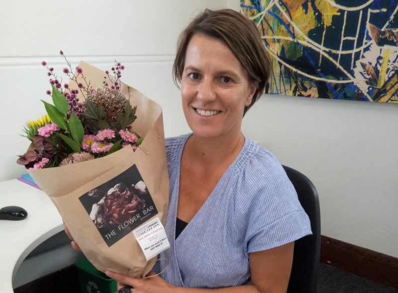 Welcome Angela, New Lismore College Manager