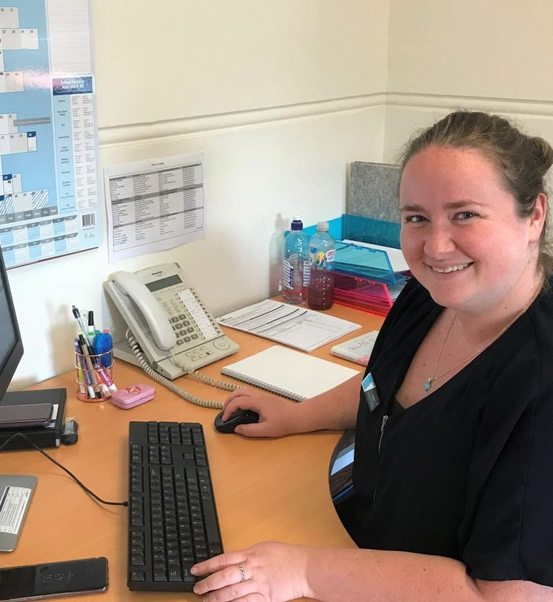 Meet New Operations Manager 'Erin'