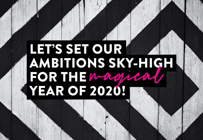 Finally Some Good News – 2020 Arrives