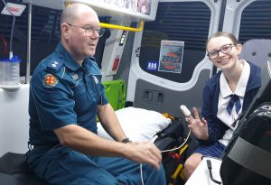 2B Paramedic Dion